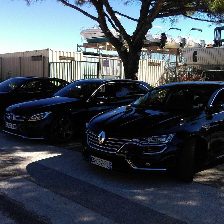 VTC La Garde: Renault