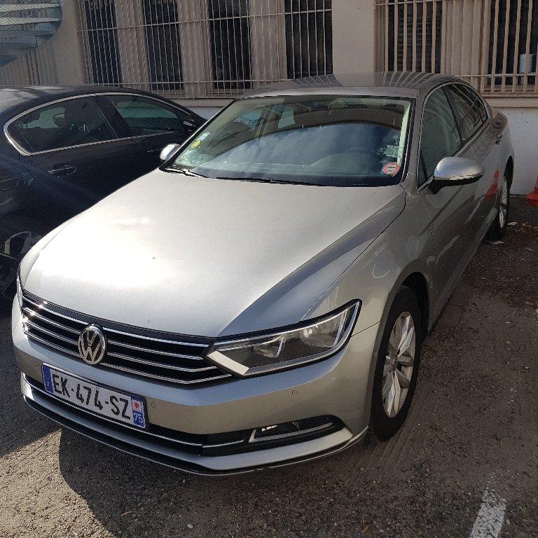 VTC Lyon: Volkswagen