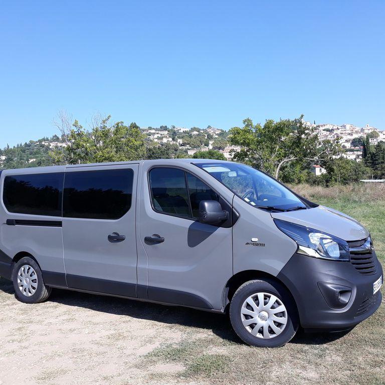 Taxi Fayence: Opel
