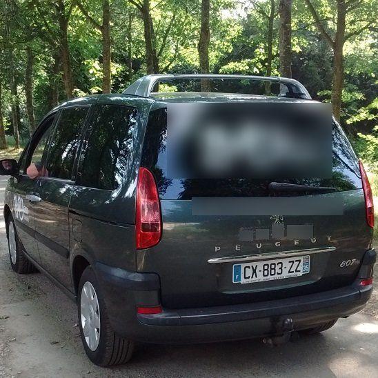 Taxi La Baussaine: Peugeot