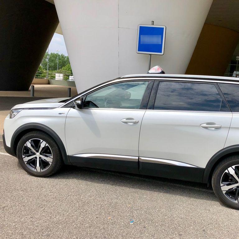 Taxi Bollène: Peugeot