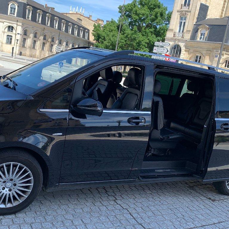 VTC Pompignac: Mercedes