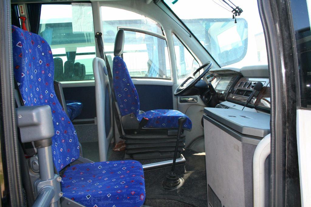 Autocariste Chaumont: Mercedes