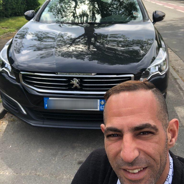 VTC Lille: Peugeot
