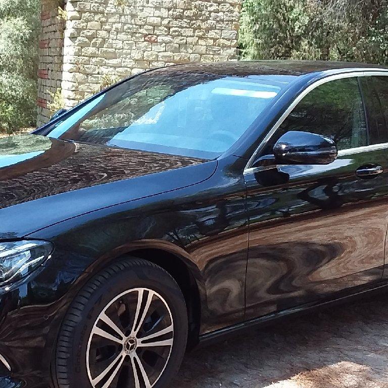 VTC La Seyne-sur-Mer: Mercedes