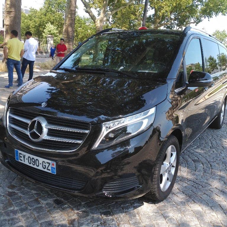VTC Neuvy-Deux-Clochers: Mercedes