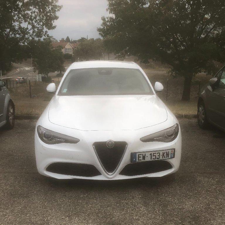 VTC Rive-de-Gier: Alfa Romeo