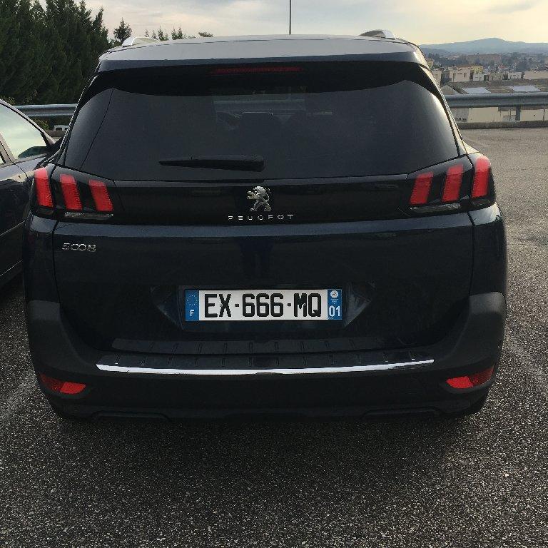 VTC Rive-de-Gier: Peugeot