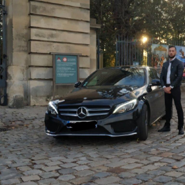 VTC Viroflay: Mercedes