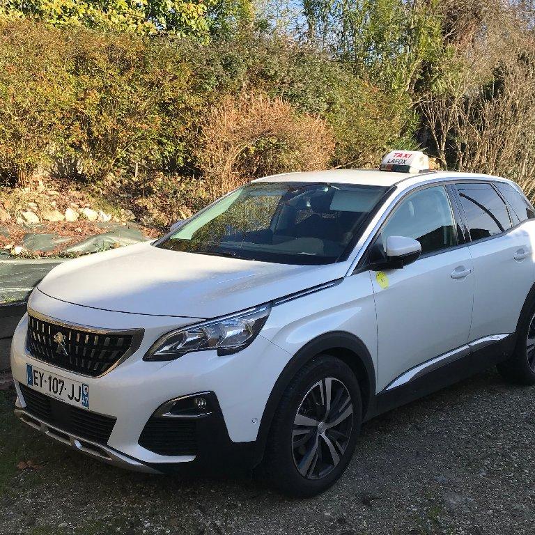 Taxi Clermont-Dessous: Peugeot