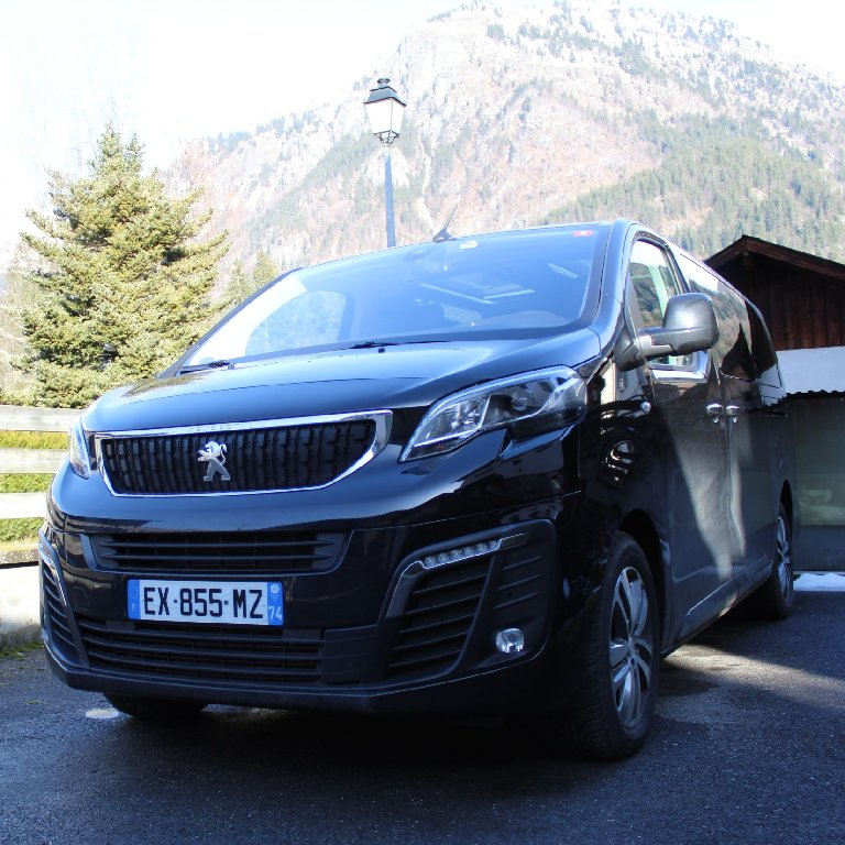 VTC Les Houches: Peugeot