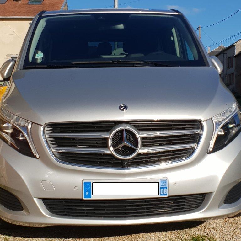 VTC Viel-Saint-Remy: Mercedes