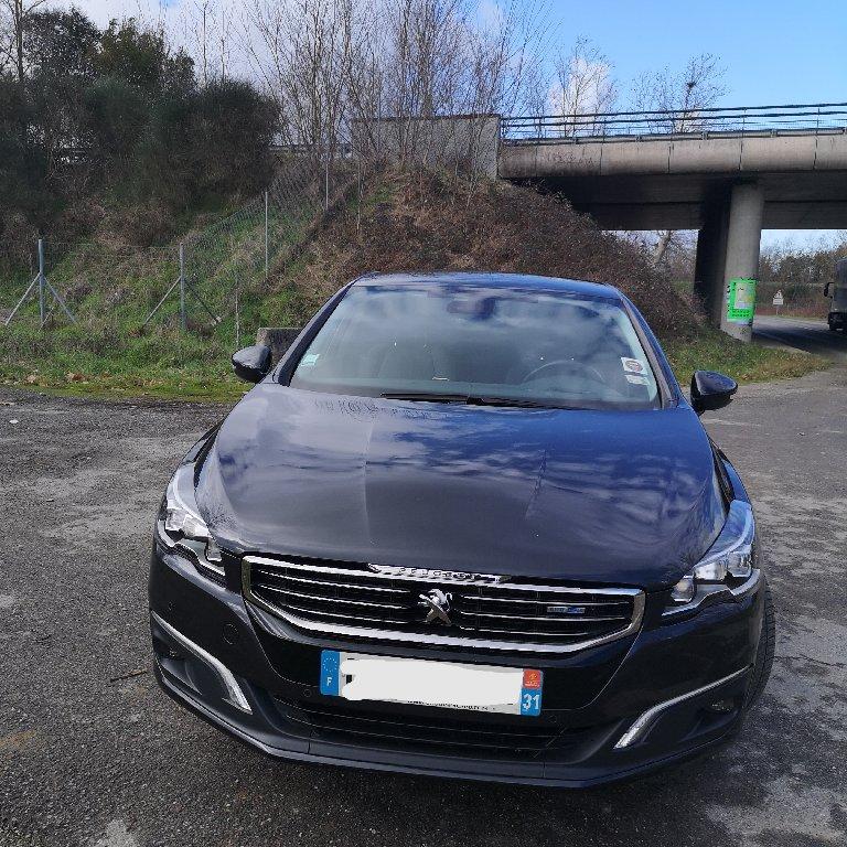 VTC Ramonville-Saint-Agne: Peugeot