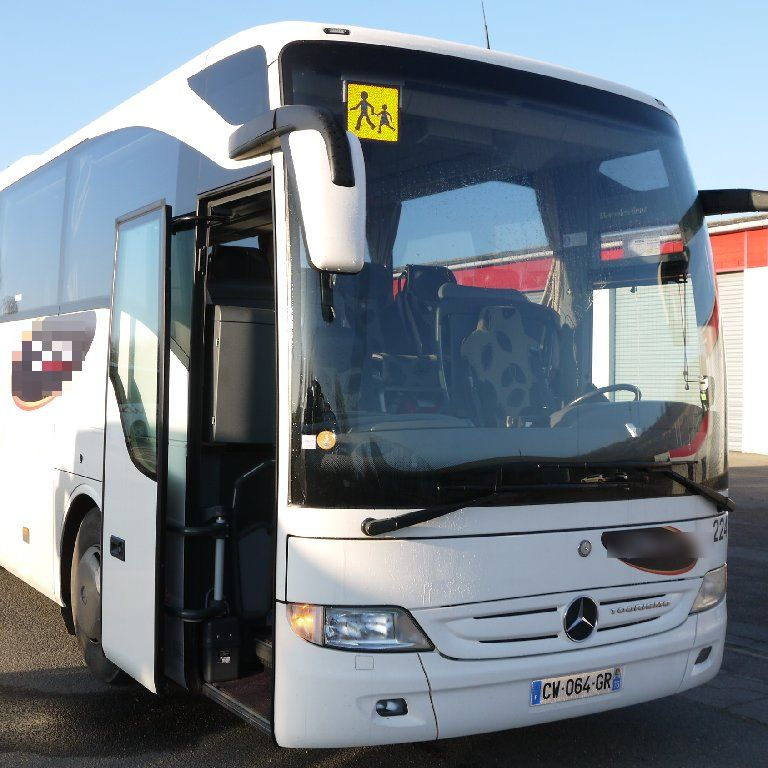 Coach provider Rouxmesnil-Bouteilles: Mercedes