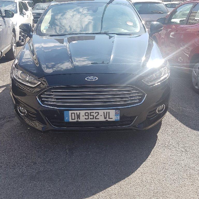VTC Villeurbanne: Ford