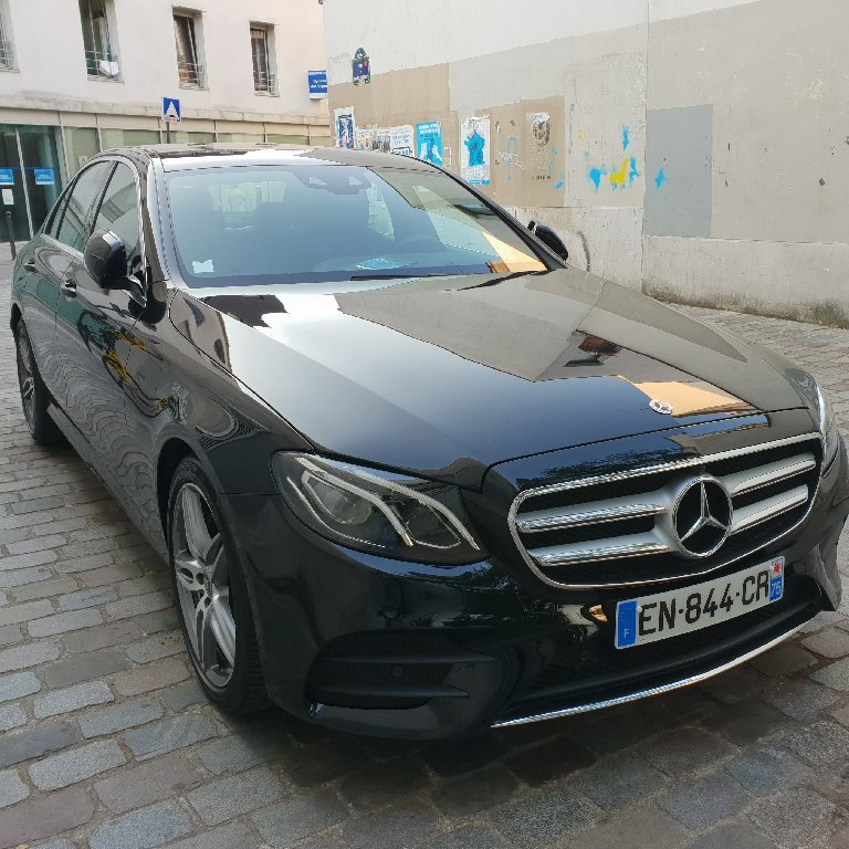 VTC Châtenay-Malabry: Mercedes