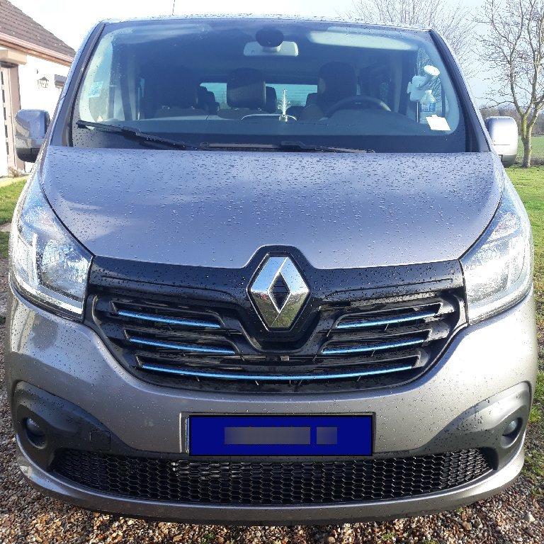 VTC Jonquerets-de-Livet: Renault