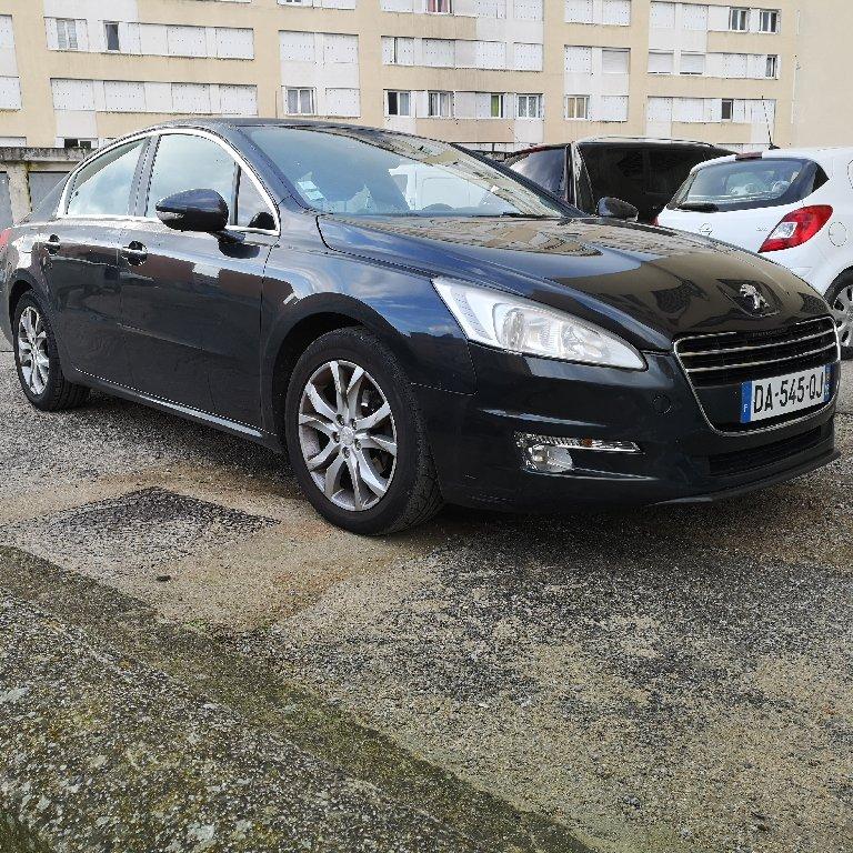 VTC Ajaccio: Peugeot