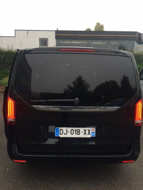 Taxi Coignières: Mercedes