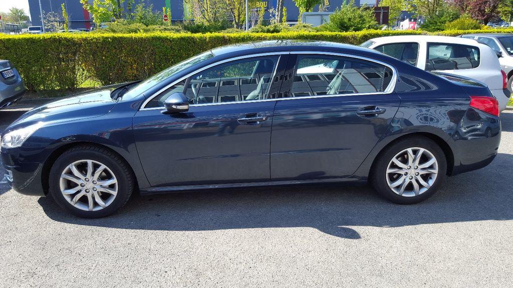Taxi Coignières: Peugeot