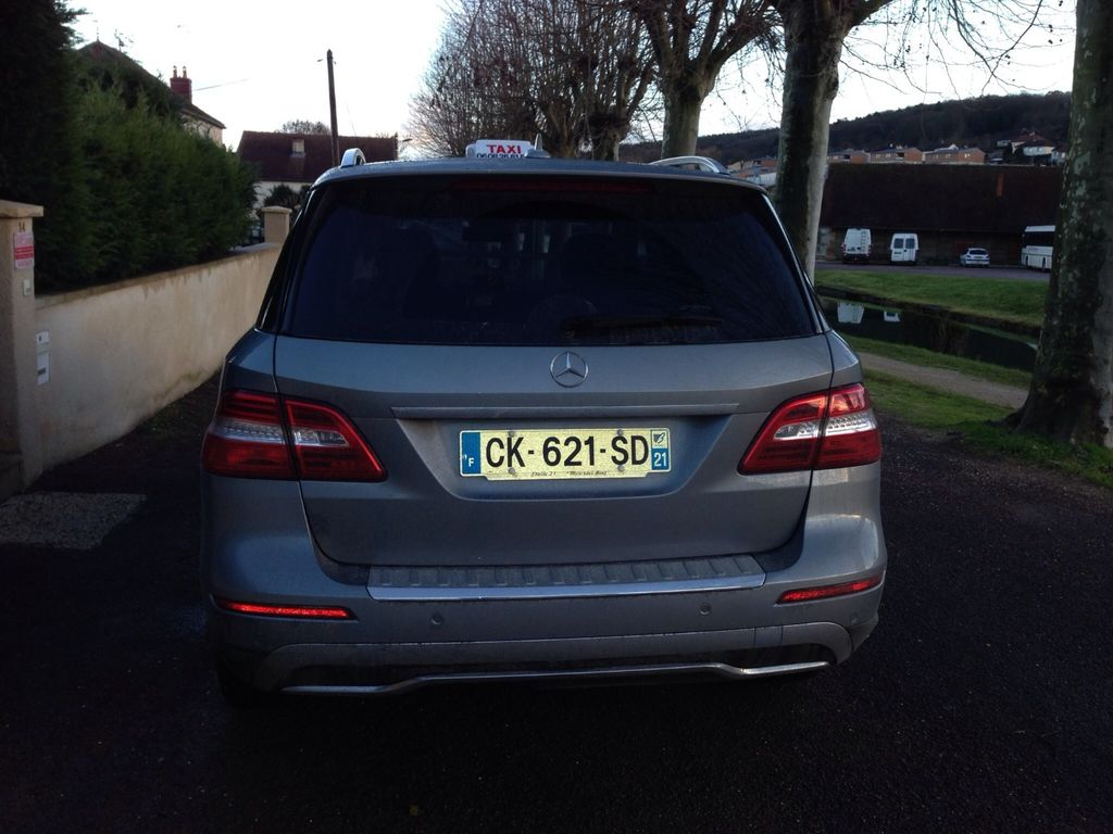 Taxi Montbard: Mercedes