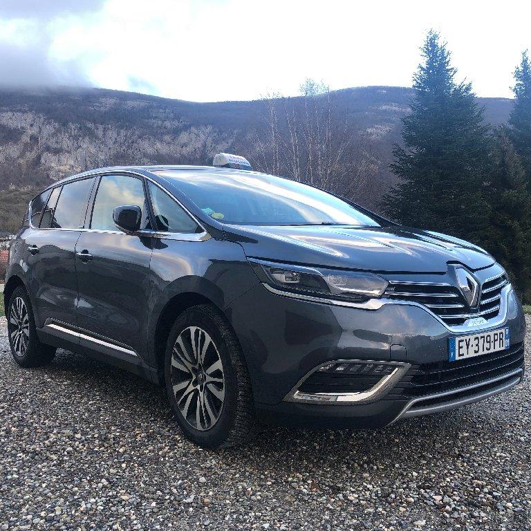 Taxi Léaz: Renault