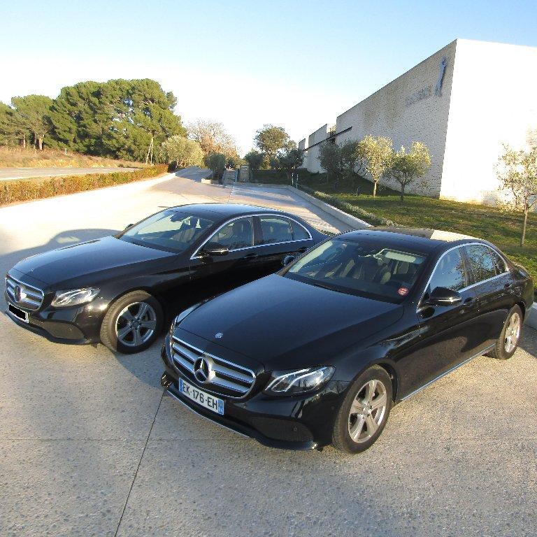 VTC Pertuis: Mercedes