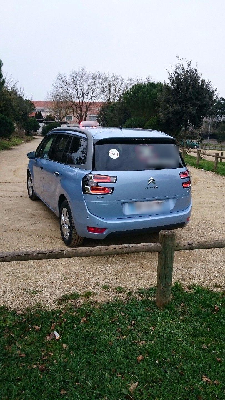 Taxi Gorges: Citroën