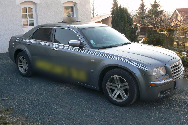 Taxi La Voivre: Chrysler
