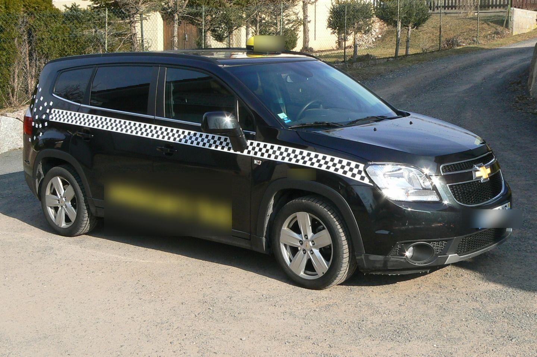Taxi La Voivre: Chevrolet