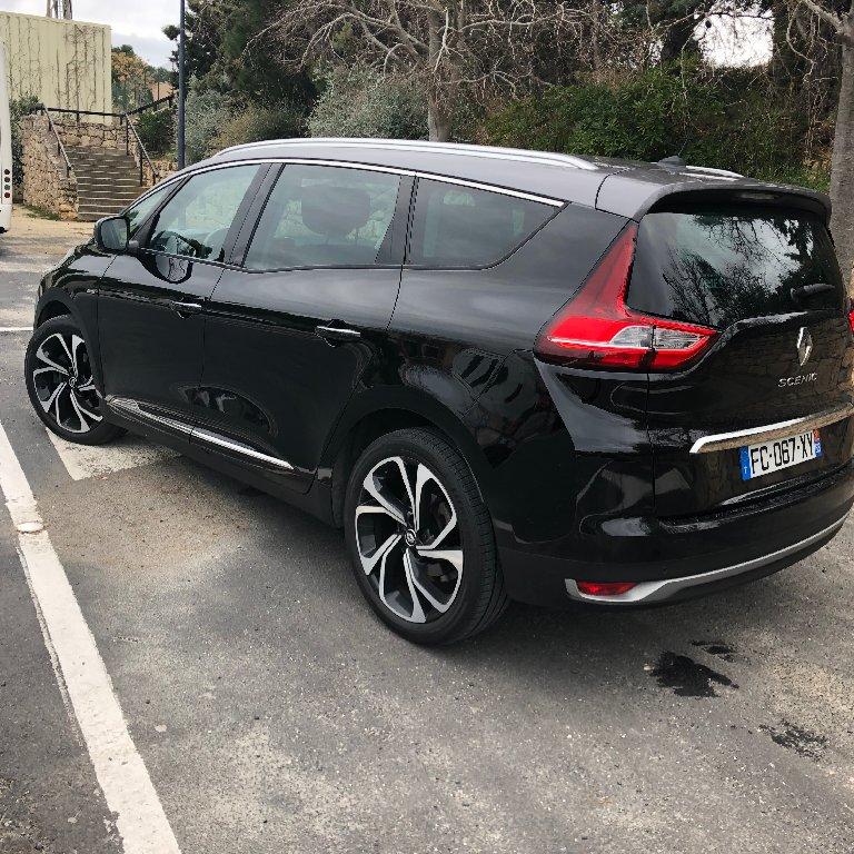 VTC Leucate: Renault