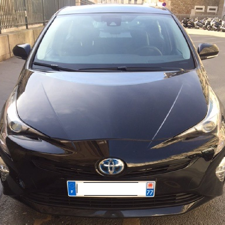 Taxi Claye-Souilly: Toyota