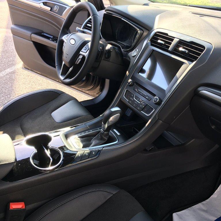 VTC Algrange: Ford