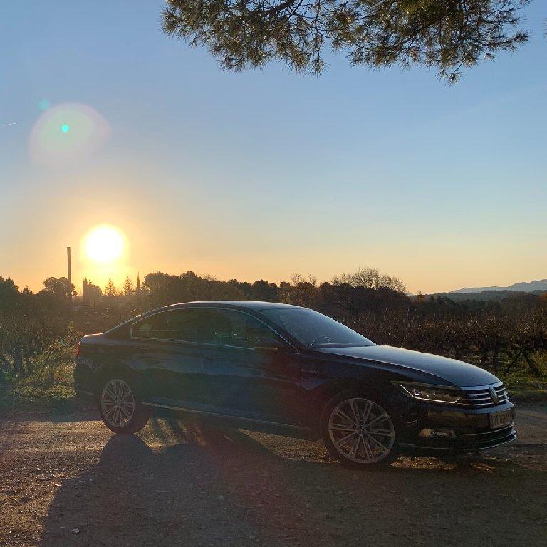 VTC Berre-l'Étang: Volkswagen