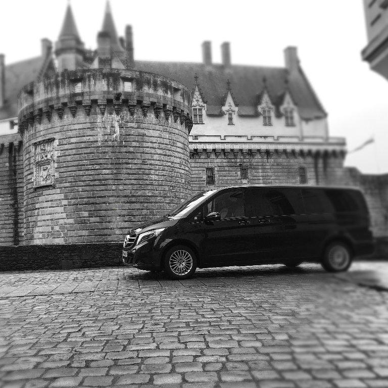 Taxi Nantes: Mercedes