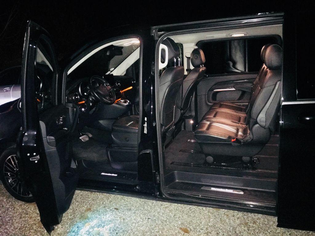 Taxi Apt: Mercedes