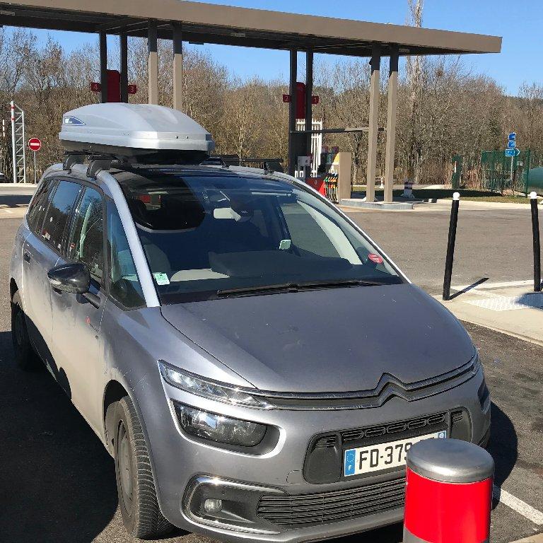 VTC Cluses: Citroën