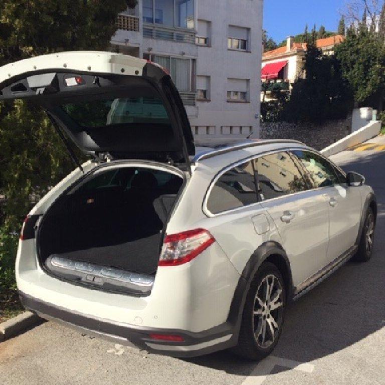 VTC Toulon: Peugeot