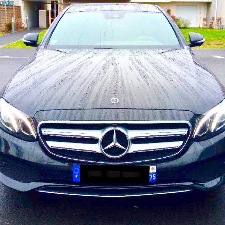 VTC Nanteuil-le-Haudouin: Mercedes