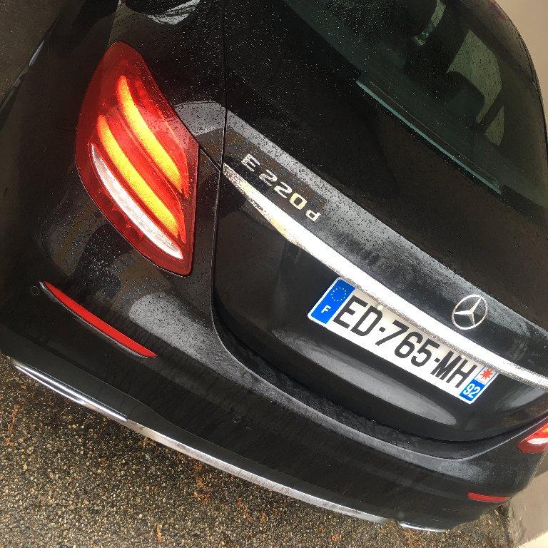 VTC Oyonnax: Mercedes
