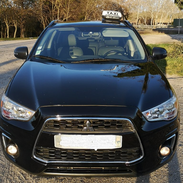 Taxi Plan-d'Orgon: Mitsubishi