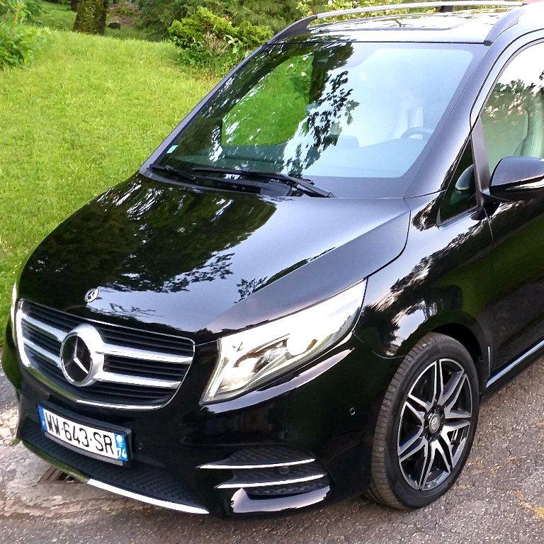 VTC Thyez: Mercedes