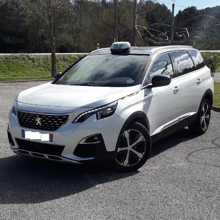Taxi Tuchan: Peugeot