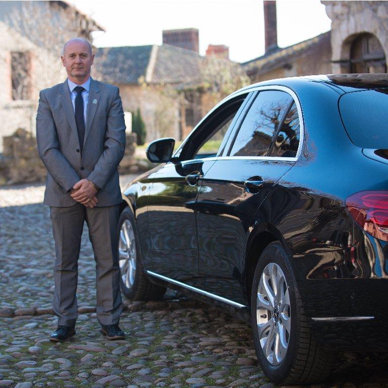 VTC Béligneux: Mercedes
