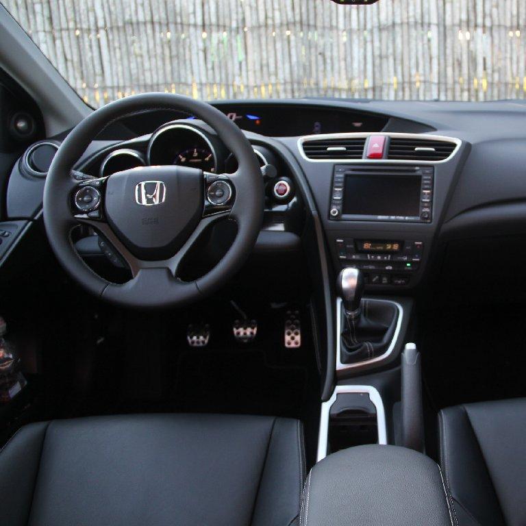 Taxi Marseille: Honda