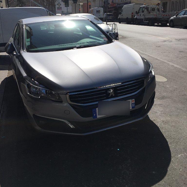VTC Colombes: Peugeot