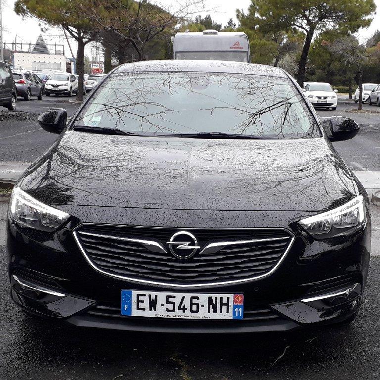 VTC Coursan: Opel