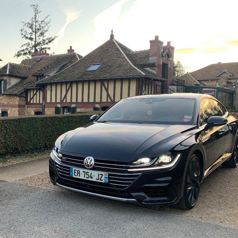 VTC Verneuil-sur-Seine: Volkswagen