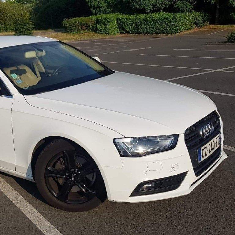 VTC Rennes: Audi