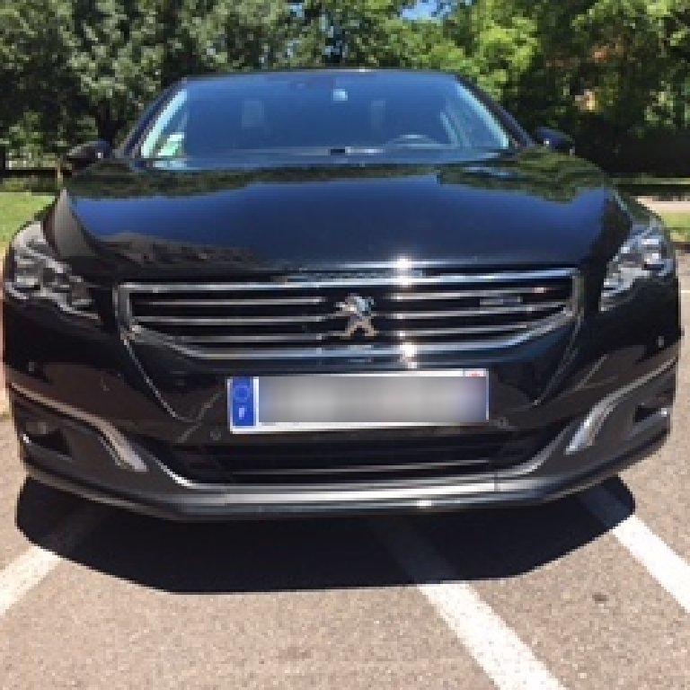 VTC Écully: Peugeot